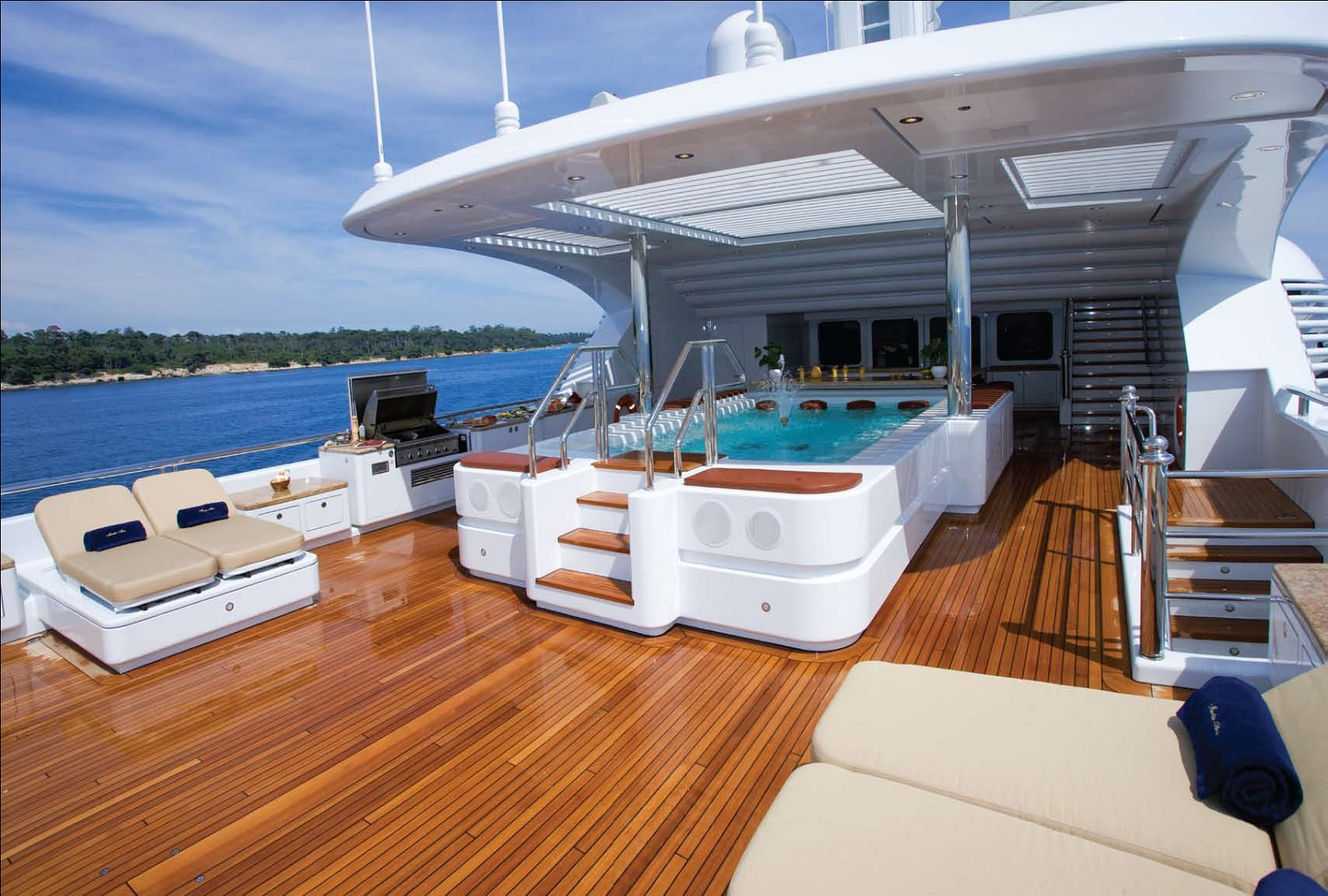 Martha Ann Yacht | Luxury Lürssen Motor Yacht for Charter ...