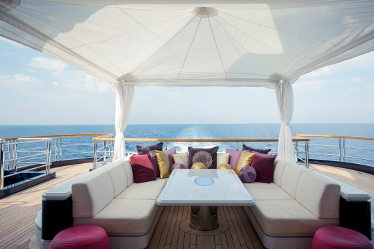 Solandge Yacht For Charter Lurssen Yacht For Charter With Peter
