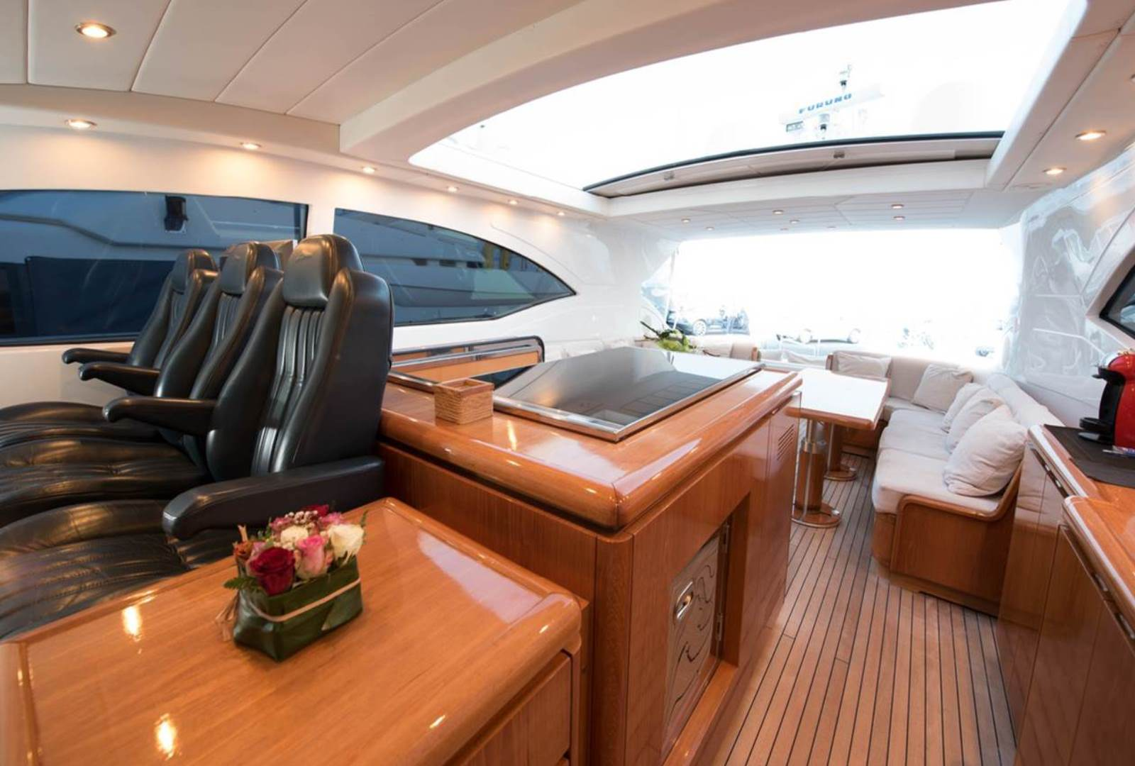 Centurion I yacht for Sale | Overmarine Yacht for Sale with Peter