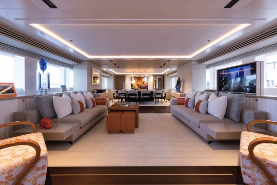Book Ends Heesen yacht for sale