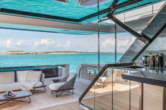 Custom Line 120 - Custom Line 120  yacht for sale - main deck aft.jpg
