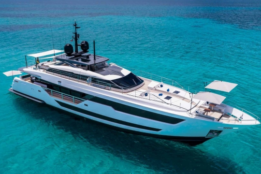 Custom Line 120 - Custom Line 120  yacht for sale - bahamas cruising.jpg