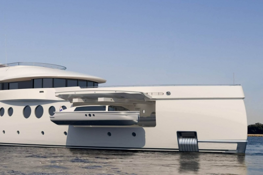 Amels 206 - New buils Amels 206 yacht for sale - tender.jpg
